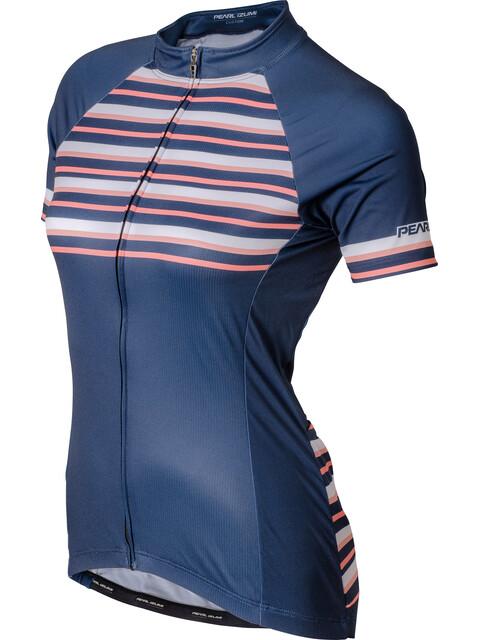PEARL iZUMi Elite Pursuit LTD Fietsshirt korte mouwen Dames blauw